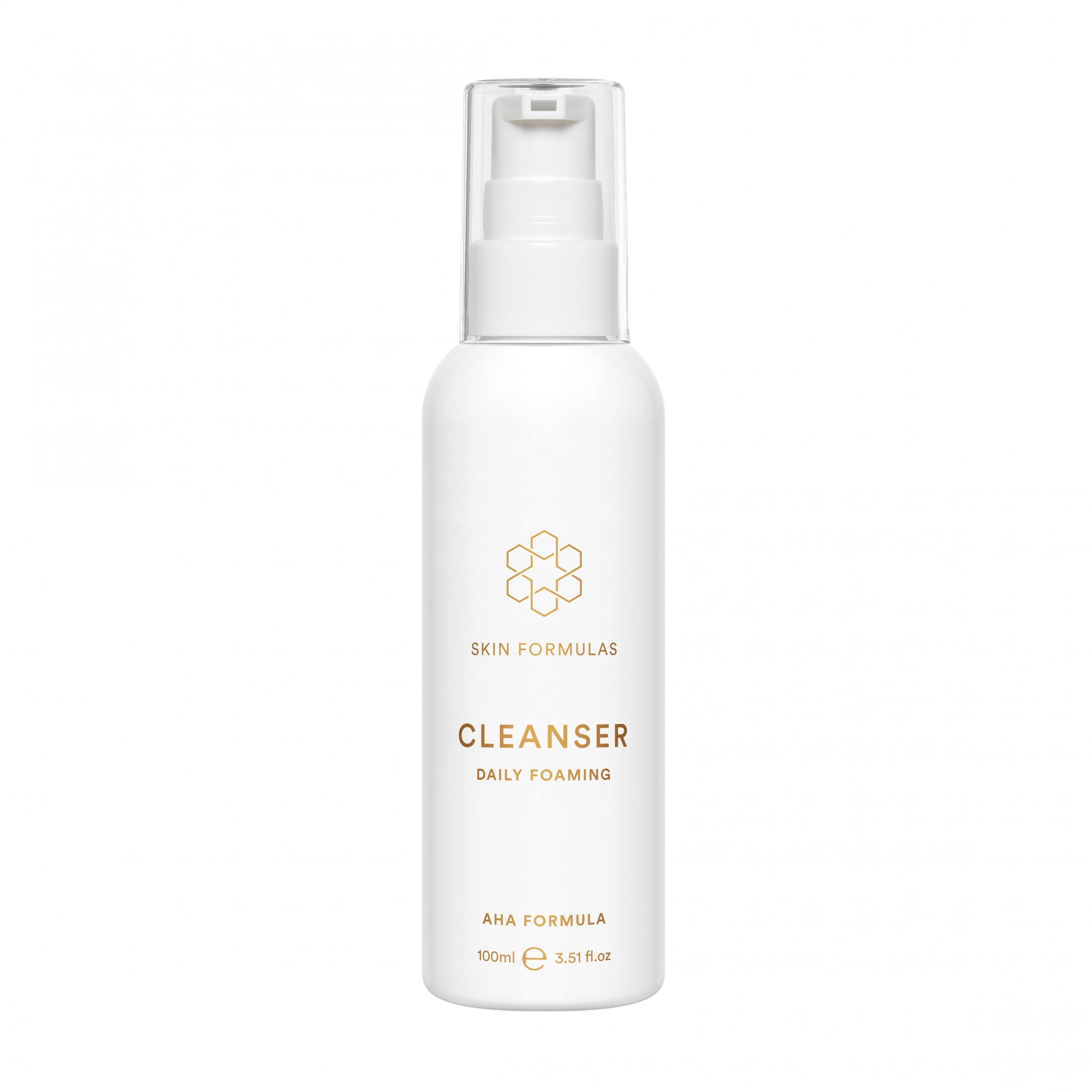 Skin Formulas Cleanser Daily Foaming - Face Aesthetic Clinic