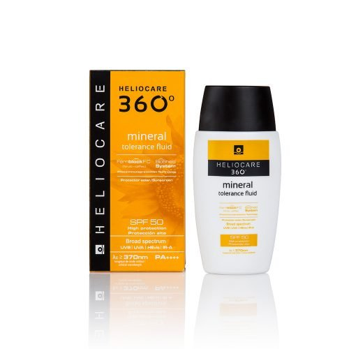 Heliocare 360 Mineral Tolerance Fluid - Face Aesthetic Clinic