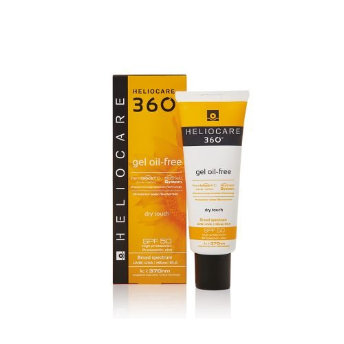 Heliocare 360 Oil Free Gel - Face Aesthetic Clinic