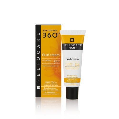 Heliocare 360 Fluid Cream - Face Aesthetic Clinic