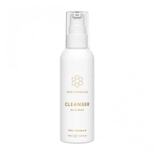 Skin Formulas Cleanser - Oil & Milk - Face Aesthetic Clinic
