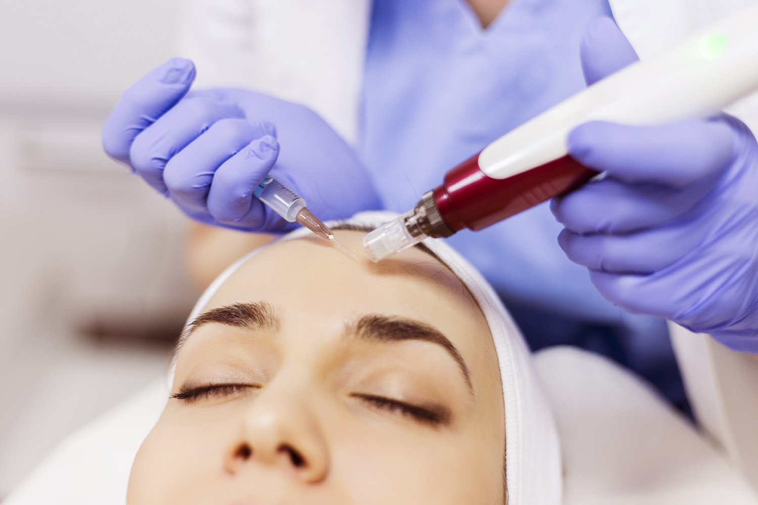 Mesotherapy - Face Aesthetic Clinic