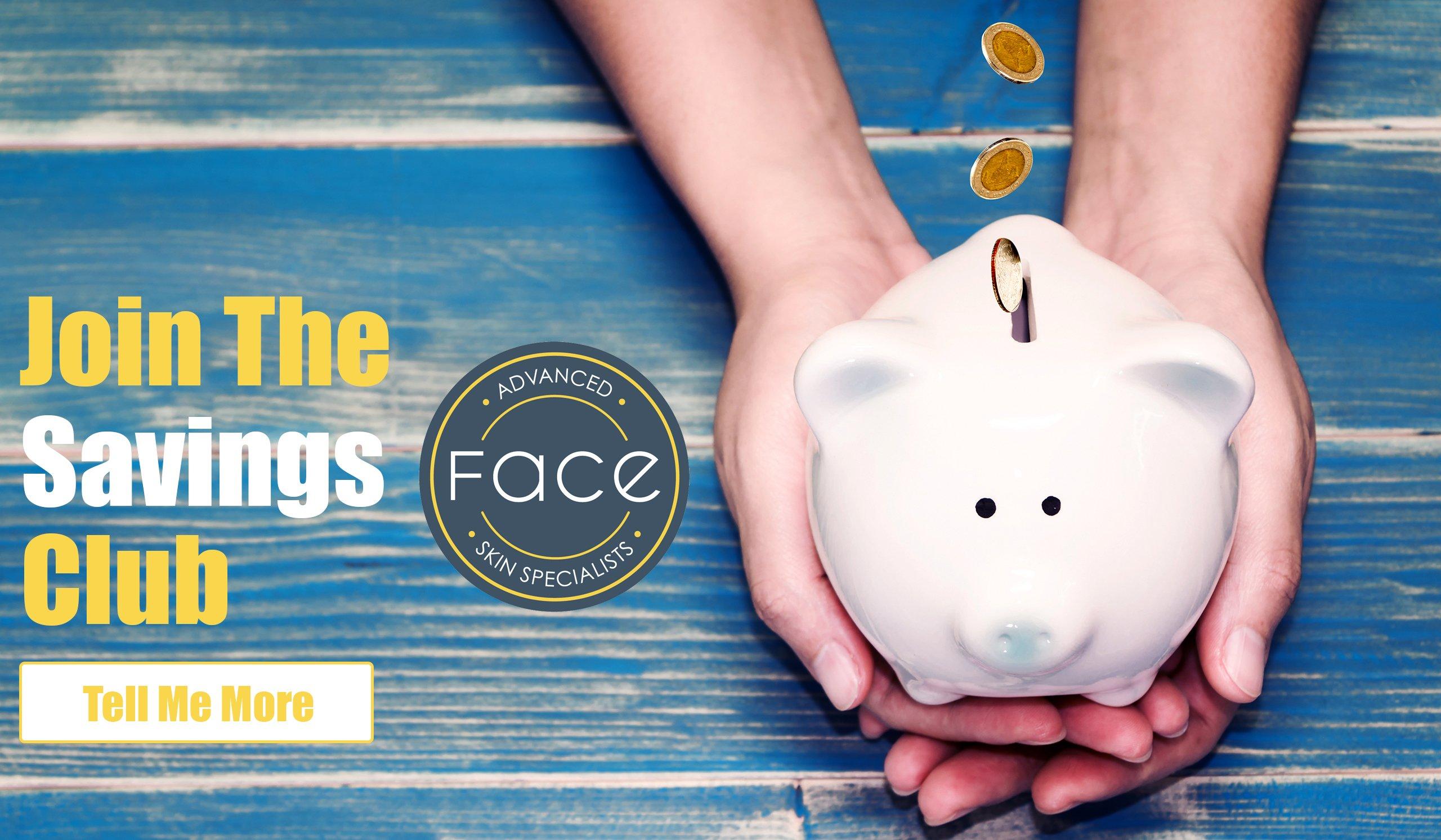 Face Savings Club - FACE