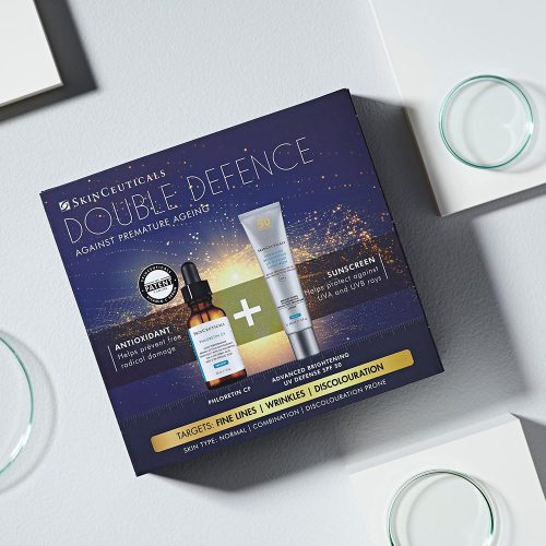 Double Defence Phloretin CF Kit - Face Aesthetic Clinic