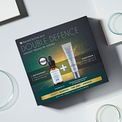Double Defence Silymarin CF Kit - Face Aesthetic Clinic